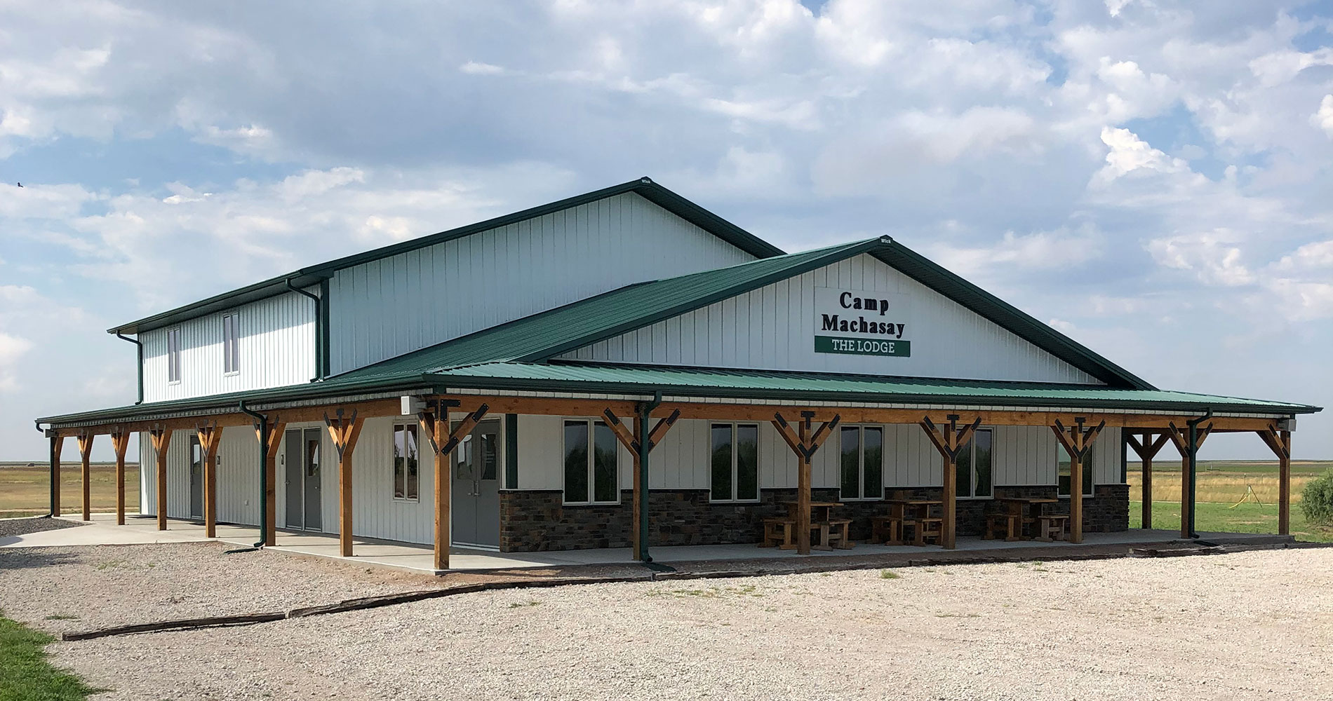 Camp Machasay - The Lodge